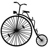 Velocipede vector Stock Photos