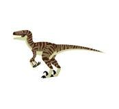 Velociraptor Immagini Stock Libere da Diritti