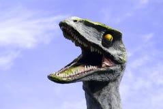 Velociraptor Стоковое Изображение RF