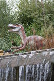 Velociraptor Stock Photography