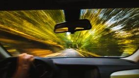 velocità Fotografia Stock