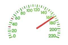 Velocità illustrazione vettoriale