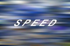 velocità Immagini Stock Libere da Diritti