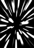 Velocità bianca Fotografie Stock