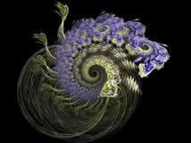 Velocità completa ahaed illustrazione vettoriale
