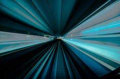 Velocità del filo di ordito Immagine Stock