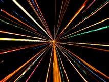 Velocità della luce illustrazione vettoriale