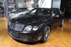 Velocità di Bentley Immagini Stock