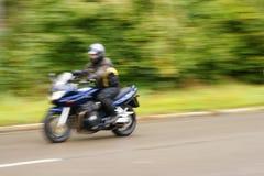 Velocità ed il pericolo fotografie stock