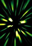 Velocità gialla verde Immagine Stock Libera da Diritti