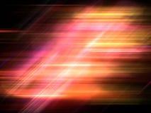 Velocità Pinky Fotografia Stock