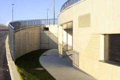 Velodrome Heilig-Quentin-en-Yvelines Stockfoto
