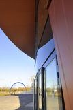Velodrome heilige-Quentin-Engels-Yvelines Stock Fotografie
