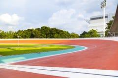 Velodrome. Professional beautiful cycle track. Velodrome Stock Photos