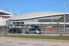 Velodrome Rio 2016 olimpiad Zdjęcie Royalty Free