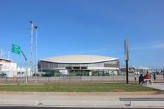 Velodrome van Rio 2016 Olympische Spelen Stock Afbeeldingen