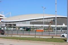 Velodromo di Rio 2016 giochi olimpici Fotografia Stock Libera da Diritti