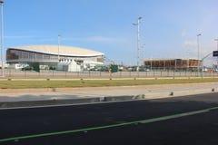 Velodromo di Rio 2016 giochi olimpici Immagine Stock