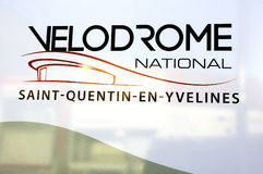 Velodromo il San-Quentin-en-Yvelines Fotografie Stock