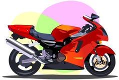 Velomotor Imagem de Stock Royalty Free