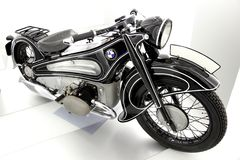 Velomotor de BMW foto de stock