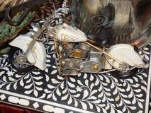 Velomotor do metal Fotos de Stock Royalty Free