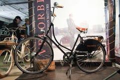 Velorbis bicycle Royalty Free Stock Photos