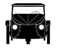 Velorex samochodu ilustracja Zdjęcie Royalty Free
