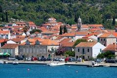Velos Luka, Croacia fotografía de archivo
