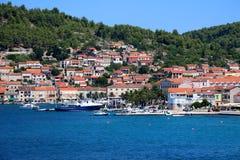 Velos Luka, Croacia foto de archivo