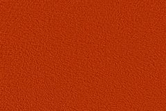 Velour fabric texture. An orange velour fabric texture Stock Photography