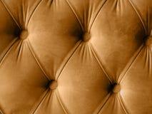 Velourlimefruktyttersida av soffanärbilden arkivbilder