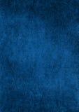Velours bleu. Images libres de droits