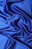 Velours bleu Photographie stock