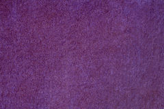 Velours et luxe Violet Cloth Images libres de droits