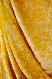 Velours jaune Photographie stock