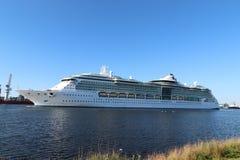 Velsen, Nederland - Juli derde 2018: Schittering van het Overzees royalty-vrije stock afbeeldingen