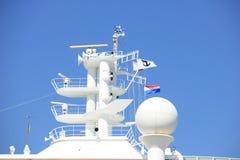 Velsen, the Netherlands - April, 20 2018: MS Brilliance of the Seas. Velsen, the Netherlands - April, 20 2018: Velsen, the Netherlands - April, 20 2018: MS stock photography