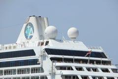 Velsen, The Netherlands - June 21st 2017: Azamara Journey - Azamara Club Cruises Royalty Free Stock Image