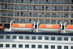 Velsen, The Netherlands - June 9th 2017: Celebrity Eclipse - Celebrity Cruises Stock Images