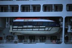 Velsen, The Netherlands - June 15th 2017: Nautica - Oceania Cruises Stock Photos