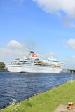 Velsen, The Netherlands - May 27, 2015: Balmoral Royalty Free Stock Image