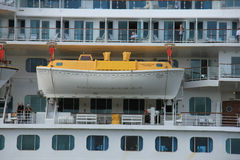 Velsen, The Netherlands - May 27, 2015: Balmoral, detail Stock Photos