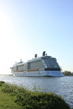 Velsen, The Netherlands - May 16 2015: Celebrity Silhouette Royalty Free Stock Photos