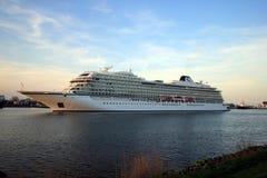 Velsen, os Países Baixos - abril, 2ø 2018: Milivolt Viking Sea Imagem de Stock