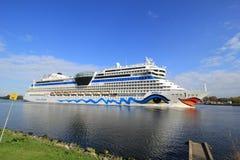 Velsen, os Países Baixos - 19 de abril de 2017: Aida Sol Fotografia de Stock Royalty Free