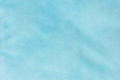 Veludo azul Fotografia de Stock Royalty Free