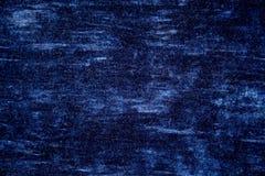 Veludo azul Imagens de Stock