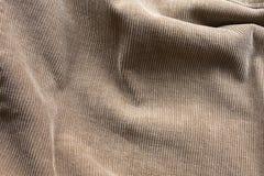 Veludo de algodão Imagens de Stock