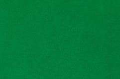 Veludo verde Fotografia de Stock Royalty Free